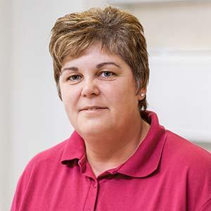 Krankenschwester Ramona Schülke