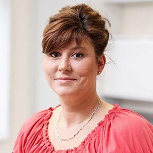 Krankenschwester Silvana Schmidt