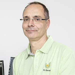 Porträt Dr. Bendel, Urologe
