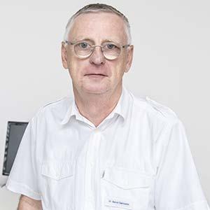 Porträt Dr. Sanmann, Urologe